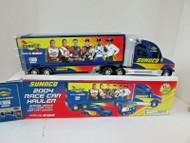 SUNOCO 2004 RACE CAR HAULER 11TH IN SERIES NASCAR MIB LotD