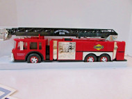 1998 SUNOCO FIRE TRUCK CHRISTMAS IN JULY LTD ED #000006 NIB LotD