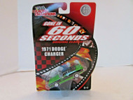 RACING CHAMPIONS GONE IN 60 SECONDS 1971 CHARGER DIECAST CAR 1/64 NEW L18