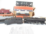 LIONEL POST-WAR 1533WS - 2055 / 6026W FREIGHT SET- BOXED- GOOD - .