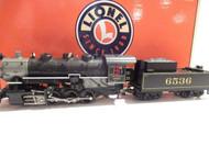 LIONEL 38016 - SOUTHERN 0-8-0 USRA STEAM LOCO/TENDER W/TMCC - LN- HB1
