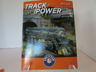 LIONEL TRACK AND POWER BOOKLET CATALOG 2014-2015 LotD
