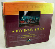A TOY TRAIN STORY HISTORY OF M.T.H. ELECTRIC TRAINS HC BOOK 2000 AS IS LotD