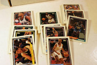 BASKETBALL CARDS - 1992-93 TOPS - BOX OF CARDS - EXC CONDITION- W15