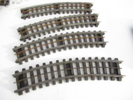 LIONEL - SUPER O CURVE TRACK - 4 SECTIONS VG/EXC. - ON SALE