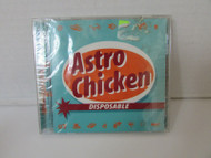 DISPOSABLE ASTRO CHICKEN CD NEW SEALED