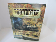 Advanced Model Railroads by Dave Lowery (1993, Hardcover) COFFEE TABLE BOOK