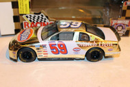 RACING CHAMPIONS 1/24TH- NASCAR DIECAST - #59- KINGSFORD - NEW- S1