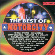 The Best of Motorcity Records, Vol. 6 Various Artists CD Apr-1996 Hot Prod MINT