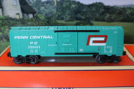 THE LIONEL VAULT 39241 PENN CENTRAL 6565 BOXCAR 0/027 NEW - B12