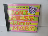 DON'T MESS WITH MARY CD THE BEAT OF STONEWALL 25