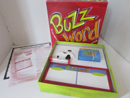 PATCH 10140 BUZZ WORD GAME 2003 COMPLETE NEEDS DRY ERASE MARKER SEE DESCRIPTION