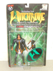 MOORE ACTION COLLECTIBLES- WITCHBLADE- NOTTINGHAM -NEW- L132