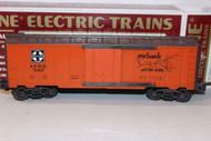 K-LINE TRAINS - 75037- SANTA FE REEFER #7- SAN FRANCISCO CHIEF- 0/027- NEW- B1