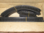 """PLASTIC TRACK- 1"""" WIDE- FIGURE EIGHT SET- NEW- BOXED - H32"""