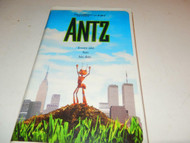 DREAM WORKS VHS TAPE- ANTZ - USED- GOOD CONDITION- L42A