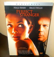 DVD-PERFECT STRANGER- USED- DVD AND CASE ONLY- FL1