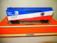 LIONEL 29259 NORTHERN PACIFIC BICENTENNIAL BOXCAR- 'O' GAUGE- NEW- B4