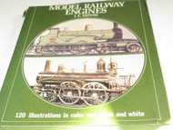 MODEL RAILWAY ENGINES BOOK- 120 PICTURES- EXC. 97 PAGES - S7