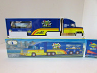 SUNOCO 1997 RACING TEAM TRUCK COLLECTIBLE WITH RACE CAR MIB LotD