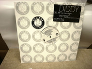 DIDDY- DIDDY ROCK FEAT TIMBALAND SINGLE NEW PROMO 33 1/3 LP RECORD ALBUM- L140