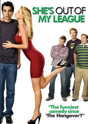 SHE'S OUT OF MY LEAGUE DVD WIDESCREEN L53G