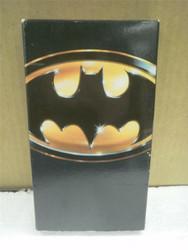 VHS MOVIE- BATMAN- JACK NICHOLSON, MICHAEL KEATON- USED- L95