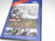 DVD- AMERICA'S RAILROADS- THE STEAM TRAIN LEGACY- LN - S31A