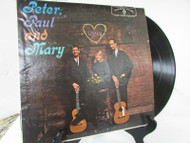 PETER PAUL AND MARY 1449 WARNER BROS 1962 RECORD ALBUM