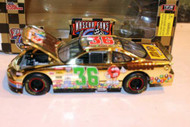 RACING CHAMPIONS 1/24TH- NASCAR DIECAST - #36- M & M'S - NEW- S1
