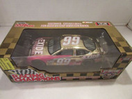 RACING CHAMPIONS 50TH ANNIV NASCAR GOLD DIE CAST STOCK CAR MINT LTD #99 EXIDE S1
