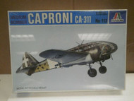 NEW MODEL- ITALERI MODEL KIT NO.113- CAPRONI CA-311- 1:72- NEW- W51
