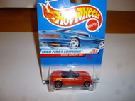 DIECAST HOT WHEELS- 1998 FIRST EDITIONS- DODGE CONCEPT CAR- NO.672- NEW- L149