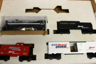 LIONEL- 11821- SEARS ZENITH EXPRESS SET- MISSING FLAT W/TRAILER -027- NEW - M1