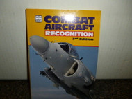 H2B- NEW BOOK- COMBAT AIRCRAFT RECOGNITION- 3RD EDITION