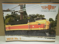 MTH ELECTRIC TRAINS 2010- HO SCALE - NO. 1 CATALOG