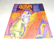 OLDER BOOK - 'THE FAR SIDE GALLERY 2 BY GARY LARSON' - EXC -W4