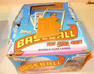 BASEBALL CARDS -TOPPS - 1989 SET- INCOMPLETE- BOX C - POT-LUCK-- S1