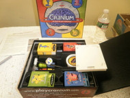 CRANIUM BOARD GAME COMPLETE FOR ADULTS & TEENS USED