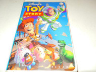 DISNEY VHS TAPE- TOY STORY - USED- GOOD CONDITION- L42A
