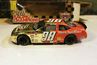 RACING CHAMPIONS 1/24TH- NASCAR DIECAST - #98- THORN APPLE VALLEY - NEW- W35