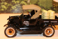 "CLASSIC DIE-CAST - 1925 FORD MODEL T PICKUP - APPROX 5"" LONG -- NEW - W62"