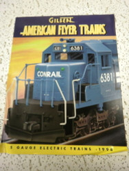 GILBERT AMERICAN FLYER TRAINS S GAUGE ELECTRIC TRAINS 1998 FLYER- L48