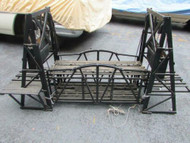 PROFESSIONALLY BUILT FOUR TRACK STANDARD GAUGE MANUAL LIFT-BRIDGE- 1 OF A KIND