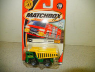 MATCHBOX # 18 DIRT HAULER- NEW - L37