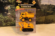 SUNOCO 2002- FRICTION POWERED ADD-ON CONSTRUCTION VEHICLES - NEW -SH
