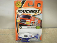 L37 MATTEL WHEELS MATCHBOX 95255 RESCUE HELICOPTER RESCUE ROOKIES #63 NEW IN BOX