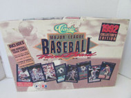 1992 CLASSIC GAMES ML BASEBALL TRIVIA BOARD GAME LTD ED GAME BOXED