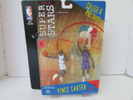 MATTEL 24535 NBA SUPERSTARS VINCE CARTER UNIV OF NC/TORONTO RAPTORS FIGURES L107