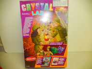 SKILCRAFT CRYSTAL LAB SCIENCE KIT AGES 9 AND UP SEALED GROW CRYSTALS -